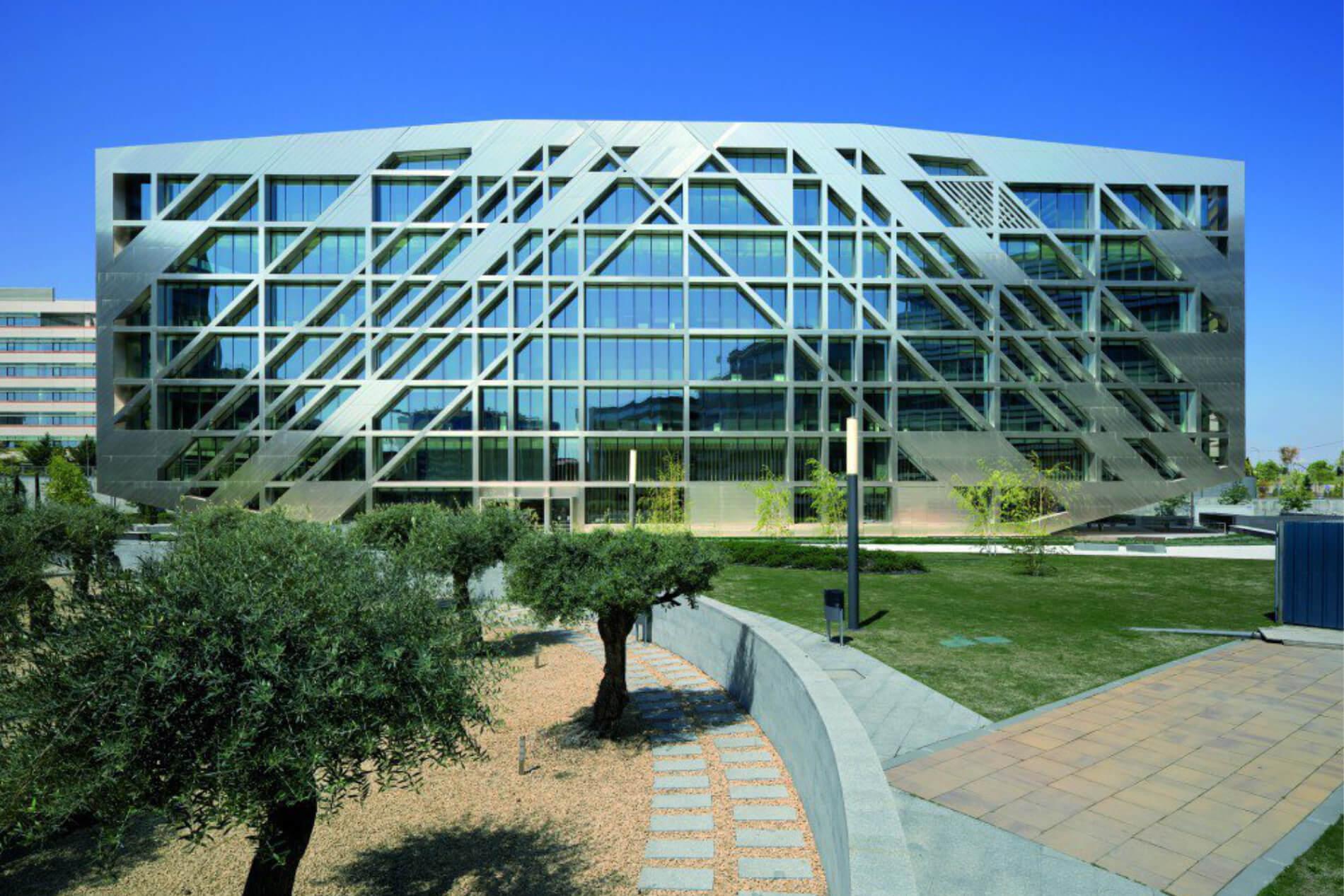 AMA Services building